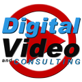 Digital Video & Consulting Logo